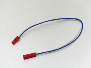 JST Extension BlueWhite 24 AWG Long